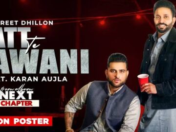 Jatt Te Jawani Dilpreet Dhillon Ft Karan Aujla Mp3 Song Download